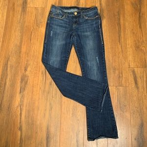 Rock & Republic | Bootcut Jeans with Studs size 8